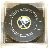 Buffalo Sabres 2010-2012 Design NHL Team Sher-Wood Official Ice Hockey Game Puck