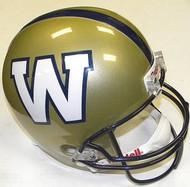Winnipeg Blue Bombers Riddell CFL Deluxe Replica Full Size Helmet