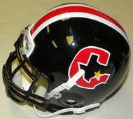 Houston Gamblers USFL United States Football League Authentic Mini Helmet