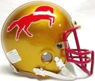 Birmingham Stallions USFL United States Football League Authentic Mini Helmet