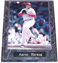 Aaron Harang Cincinnati Reds 10.5x13 Plaque