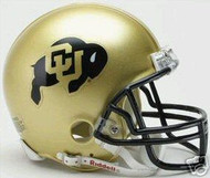 Colorado Buffaloes Riddell NCAA Replica Mini Helmet