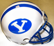 BYU Brigham Young Cougars 1984 Riddell NCAA Throwback Mini Helmet