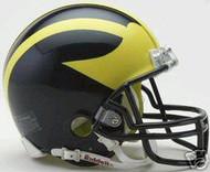 Michigan Wolverines Riddell NCAA Replica Mini Helmet