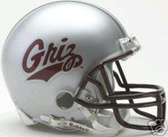 Montana Grizzlies Riddell NCAA Replica Mini Helmet