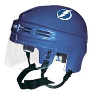 Tampa Bay Lightning NHL ROYAL BLUE Player Mini Hockey Helmet