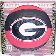Georgia Bulldogs NCAA Wilson Collegiate Collection Full Size Basketball