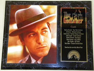 Al Pacino The Godfather 15 x 12 Movie Plaque - alpacinopl7