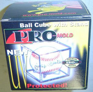 Pro Mold Baseball Cube UV Protected Display Holder, Case of 36