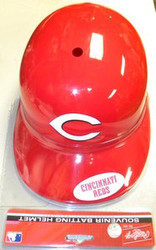Cincinnati Reds Rawlings Souvenir Full Size Batting Helmet