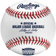 2012 Houston Astros 50th Anniversary 1962-2012 Rawlings MLB Game Official Major League Baseball