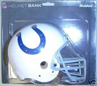 Indianapolis Colts Riddell NFL Mini Helmet Bank