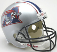 Montreal Alouettes Riddell CFL Deluxe Replica Full Size Helmet