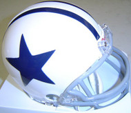 Dallas Cowboys 2004-Present Thanksgiving Day Riddell NFL Replica Mini Helmet