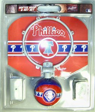 Philadelphia Phillies Official Rawlings MLB Softee Basketball Hoop & Net Set