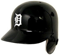 Detroit Tigers Rawlings Full Size Authentic Right Handed Batting Helmet - Left Flap Regular