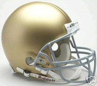 Notre Dame Fighting Irish Riddell NCAA Collegiate Authentic Pro Line Full Size Helmet