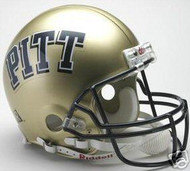 Pittsburgh Panthers Riddell NCAA Collegiate Authentic Pro Line Full Size Helmet