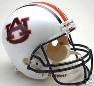 Auburn Tigers Riddell NCAA Collegiate Deluxe Replica Full Size Helmet