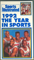 The Year In Sports 1992 Sports Illustrated VHS