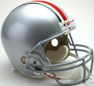 Ohio State Buckeyes Riddell NCAA Collegiate Deluxe Replica Full Size Helmet