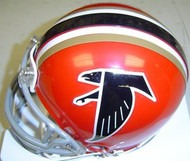 Atlanta Falcons 1966-1969 Riddell NFL Replica AFL Throwback Z2B Mini Helmet