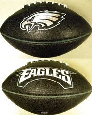 Philadelphia Eagles Fotoball Sports NFL PT6 Full Size Black Football