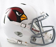 Arizona Cardinals Riddell NFL Authentic Revolution SPEED Pro Line Full Size Helmet