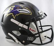 Baltimore Ravens Riddell NFL Authentic Revolution SPEED Pro Line Full Size Helmet