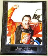 Tony Stewart 10.5x13 NASCAR Cup Champion Plaque