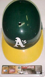 Oakland Athletics A's Rawlings Souvenir Full Size Batting Helmet
