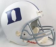 Duke Blue Devils Riddell NCAA Collegiate Deluxe Replica Full Size Helmet
