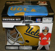 UCLA Bruins Franklin Deluxe Youth / Kids Football Uniform Set - Size Medium