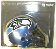 Seattle Seahawks Riddell NFL Mini Helmet Bank