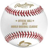 2013 World Baseball Classic Rawlings Official Game Baseball