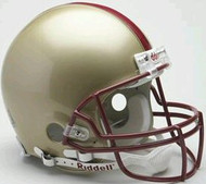 Boston College Eagles Riddell NCAA Collegiate Authentic Pro Line Full Size Helmet