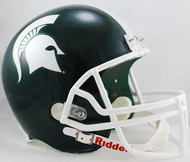 Michigan State Spartans Riddell NCAA Collegiate Authentic Pro Line Full Size Helmet
