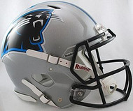 Carolina Panthers Riddell NFL Authentic Revolution SPEED Pro Line Full Size Throwback Helmet
