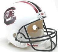 South Carolina Gamecocks Riddell NCAA Collegiate Deluxe Replica Full Size Helmet