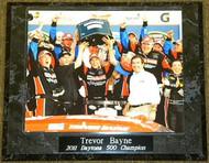 Trevor Bayne 2011 Daytona 500 Champion 10.5x13 NASCAR Plaque - trevorbaynepl4