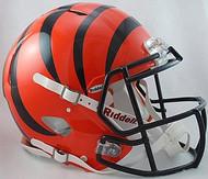 Cincinnati Bengals Riddell NFL Authentic Revolution SPEED Pro Line Full Size Helmet