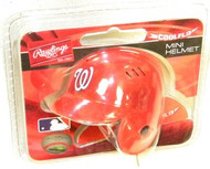 Washington Nationals MLB Rawlings CoolFlo Pocket Pro Helmet