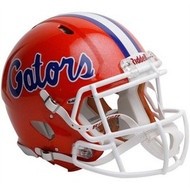 Florida Gators Riddell NCAA Authentic Revolution SPEED Pro Line Full Size Helmet