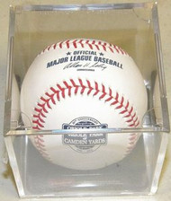 Baltimore Orioles Camden Yards 20th Anniversary 1992-2012 Rawlings Official MLB Game Baseball in Cube