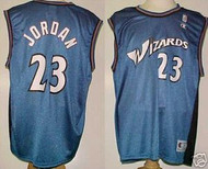 Michael Jordan Washington Wizards #23 Champion Large Jersey
