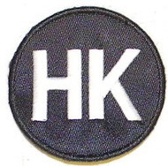 "Harry Kalas ""HK"" Philadelphia Phillies 2009 Memorial Jersey Patch"
