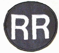 "Robin Roberts ""RR"" Alternate Philadelphia Phillies Memorial Jersey Patch"