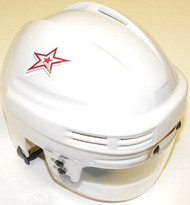 "2011 NHL All-Star Game White Player Mini Hockey Helmet Hosted By Raleigh, North Carolina ""Carolina Hurricanes"""