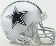 Dallas Cowboys Riddell NFL Replica 6-Pack Mini Helmet Set