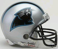 Carolina Panthers 1995-2011 Riddell NFL Replica 6-Pack Throwback Mini Helmet Set